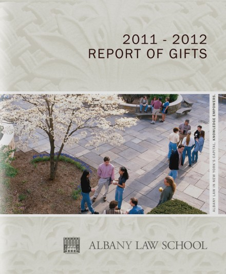 Report of Gifts