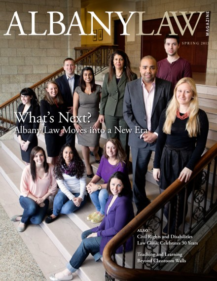 Albany Law Magazine