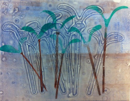 Sprout Monoprints